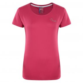 Impulse T-Shirt Electric Pink