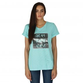 Chilled T-Shirt Aruba Blue