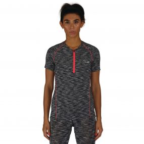 Women's Incisive Jersery Cycle Top Grey