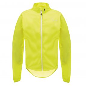 Evident II Jacket Fluro Yellow