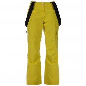 Wise Up Ski Pants Neon Spring