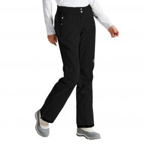 Women's Glide By Ski Pants Black