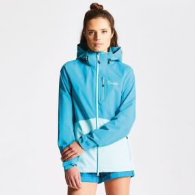 Women's Verate Jacket Sea Breeze Bahama Blue