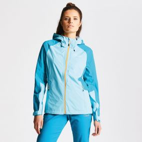 Recourse II Jacket Bahama Blue/Sea Breeze
