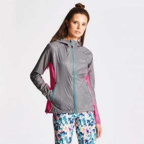 Women's Opacus Jacket Smokey Grey